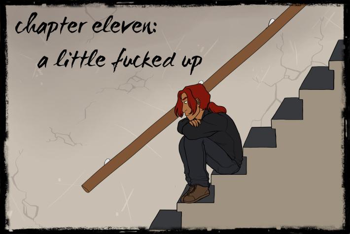 chapter eleven art