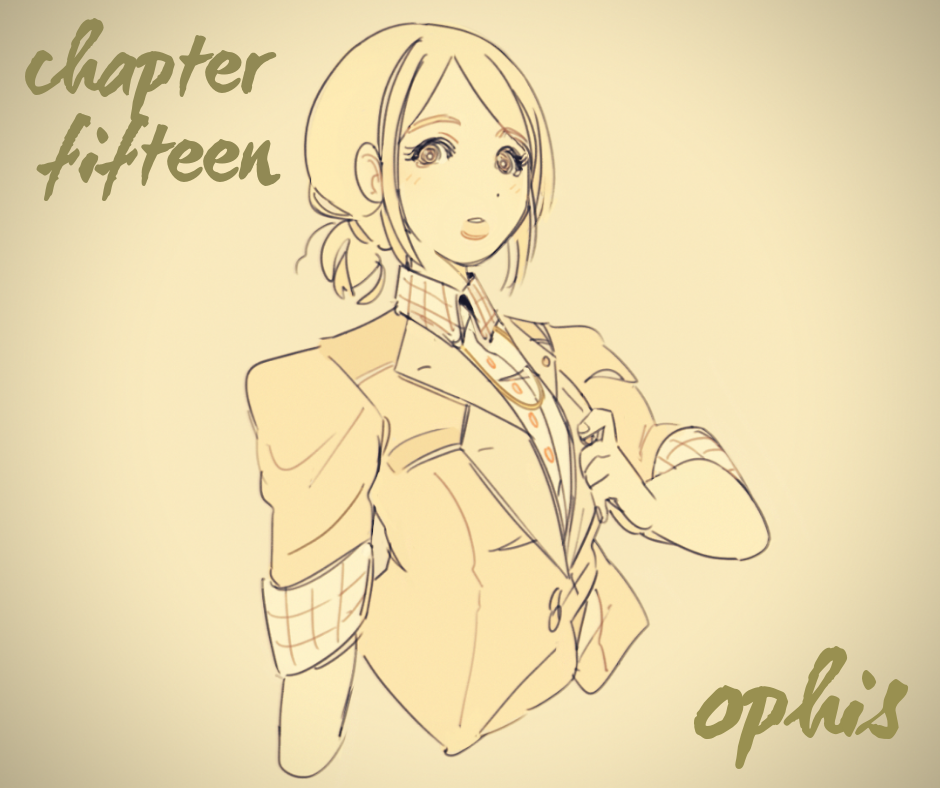 Chapter 15 - ophis